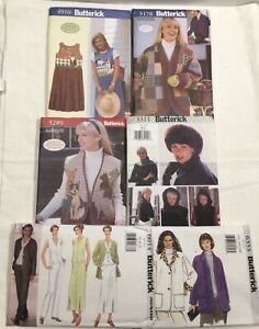 Butterick Sewing Designs $24.95