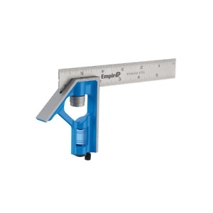 6quot; Small Try Combination Square Sliding Ruler Angle Tool Rule $13.21