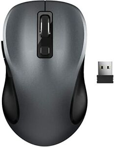 Wireless Mouse 2.4G Wireless Ergonomic Mouse Computer Mouse
