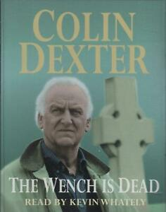 INSPECTOR MORSE: THE WENCH IS DEAD by Colin Dexter Two Cassette Audiobook GBP 3.20