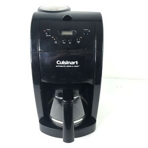 Cuisinart Coffee Maker and Grinder Programmable