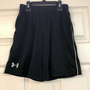BLACK UNDER ARMOUR SHORTS SIZE YouTH SMall $7.00