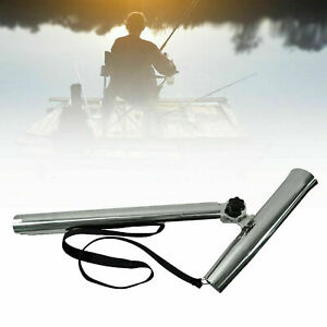 Fishing Holder Rod Outrigger Plug in Boat Yacht for Marine Boat 360° Adjustable