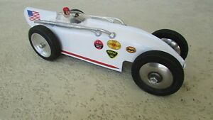 Tether Car Cameron gas powered 1:12 Land Speed Record tribute to 1930s records $899.99