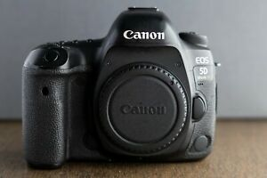 Canon EOS 5D Mark IV 30.4MP Digital SLR CLEANED amp; CHECKED by Canon