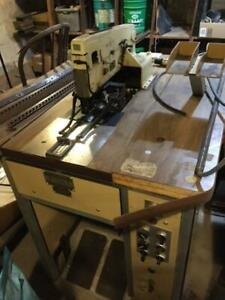 3 vintage Reece sewing machines for parts or repair: Model 42 and 2 Model S 2 $200.00