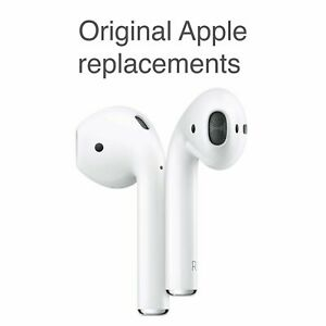 Apple Airpods 2nd Gene Right Side or Left Side Replacement 100% Authentic $39.99