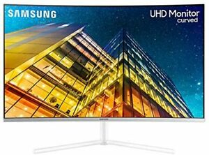Samsung LU32R591CWNXZA RB 32quot; Curved UHD 4K Monitor Certified Refurbished $329.99