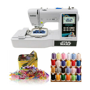 Brother Star Wars Sewing and Embroidery Machine with Sewing Clips Bundle $605.95