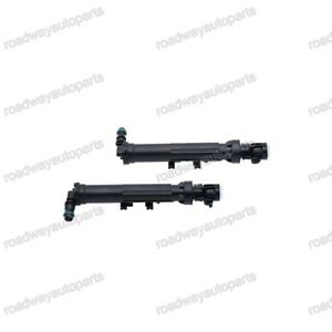 2x Front Left Right Jet Nozzle Headlight Washer Pump For Benz X204 GLK 2008 2015 $29.44