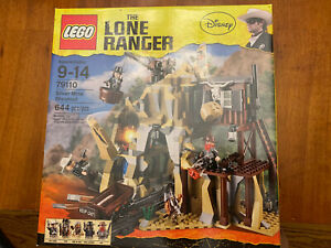 Lego The Lone Ranger Silver Mine Shootout 79110 Brand New Factory sealed $119.99