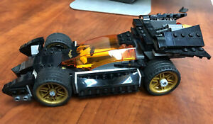 Official Lego Batman The Batmobile Assembled and functioning car
