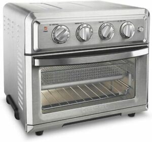 Cuisinart Airfryer Convection Toaster Oven Silver