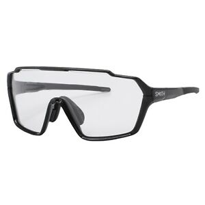 Authentic Smith Optics Shift Mag 807 Black Photochromic Clear To Gray Sunglasses