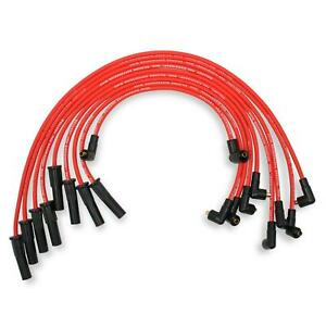 Mallory 602 Pro Wire Chevy 366 454 8mm Socket Style Red $74.72