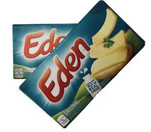 Eden Cheese Original 165 G Pack of 2 Free Shipping