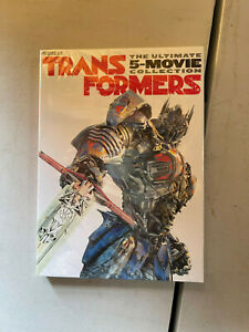 Transformers: 5 Movie Ultimate Collection DVD 2018 $12.99