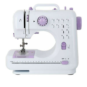 Portable Sewing Machine Mini Electric Household Crafting Mending Sewing Machines $46.89