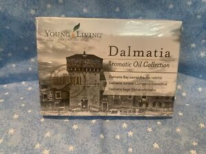 Dalmatia Aromatic Oil Young Living Collection *Brand New Sealed and RARE $289.00