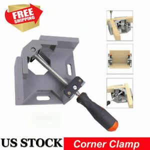 90° Right Angle Clamps Corner Clamp tools for Carpenter Welding Wood working $14.49