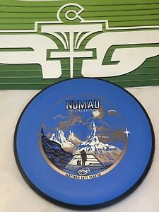 FLY GREEN DISC GOLF MVP NOMAD 2021 JAMES CONRAD SPECIAL ED. ELECTRON SOFT 173G B