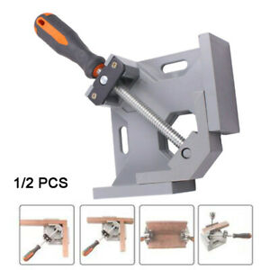 2PC 90° Right Angle Clamps Corner Clamp tools for Wood working Carpenter Welding $15.00