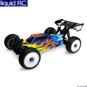 JConcepts 0262 Finnisher Tekno EB48 Body Clear $25.92