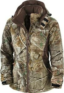Onyx Artic Shield Womens Hunting Parka With Bibs Size Small