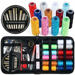 Sewing Kit Travel Sewing Kit for Adults Premium Needle and Thread 74Sewing Kit $17.83