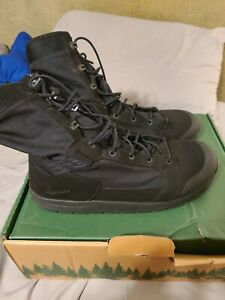 DANNER® TACHYON 8quot; MILITARY TACTICAL BLACK AR 670 1 BOOTS 50120 Used 13 Wide
