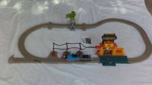 Thomas amp; Friends Trackmaster POWER LINE COLLAPSE Set X4770