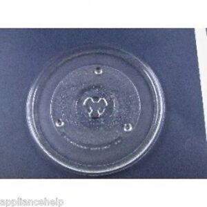 UNIVERSAL PRESTIGE MICROWAVE TURNTABLE Glass Plate Dish 270mm 27cm 10.5