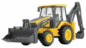 Christmas Present Kids RC Remote Control Volvo BL71 Backhoe Loader construction