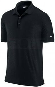 NEW MENS NIKE GOLF FRACTURED DRI DRY FIT TOUR PERFORMANCE SHIRT SMALL SM S POLO