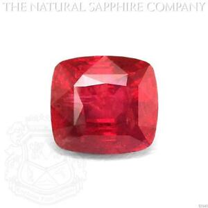 Natural Untreated Ruby 12.29ct. (U3143)