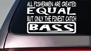 Bass all people equal 6