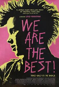 We Are the Best 2013 U.S. One Sheet Poster