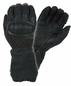 Damascus DSO150H SpecOps Tactical Gloves with Kevlar and Hard Knuckles Medium