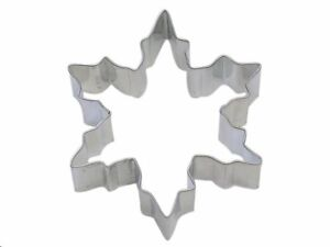 Snowflake Cookie Cutter 3.75