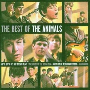 THE ANIMALS BEST OF REMASTER NEW CD
