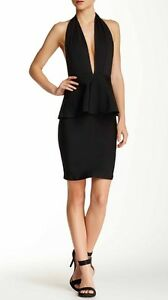 Wow Couture Women's cocktail  dress in black size xs