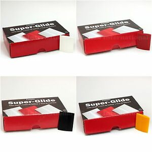 Carmel Super Glide Tailors#x27; Chalk 48 pcs Fast Shipping from US $12.00