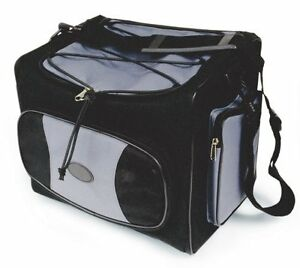 12 VOLT TRAVEL COOLER BAG electric car camping trailer rv vacation picnic fridge
