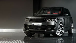 Kahn Design RS-650 Wide Body Kit - Range Rover Vogue 2014-Newer