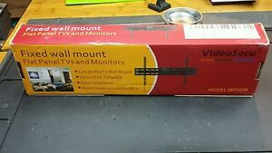 TV wall mount SAVE!!  Video security mp269b