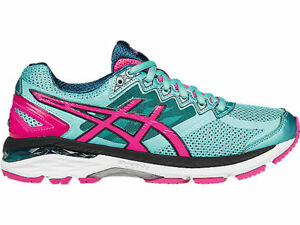 Asics Women's GT-2000 4 Running Shoes TurquoisePink T656N.4034 Sz 6 - 10