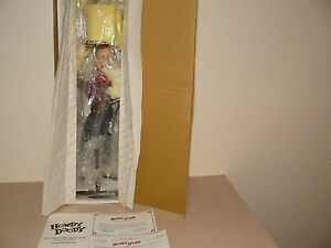 danbury mint porcelain marionette doll 50th
