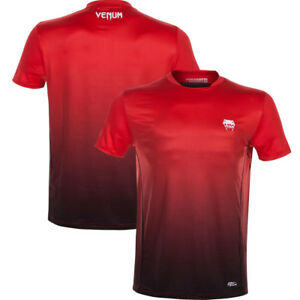 Venum Contender Dry Tech X-Fit MMA T-Shirt - Red