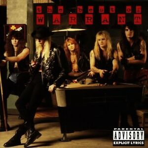 Warrant Best of Warrant New CD