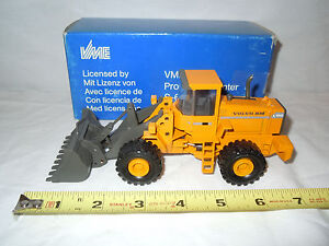 Volvo BM L150 Wheel Loader By NZG 150th Scale